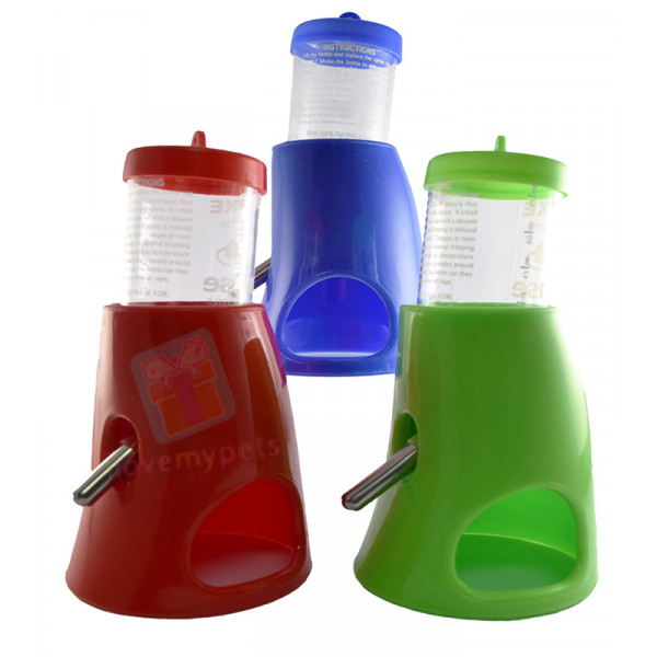 Carno drinking bottle w/ stand & hid...