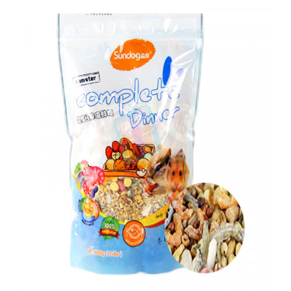 Sundog Seafood Hamster Food 900 grams