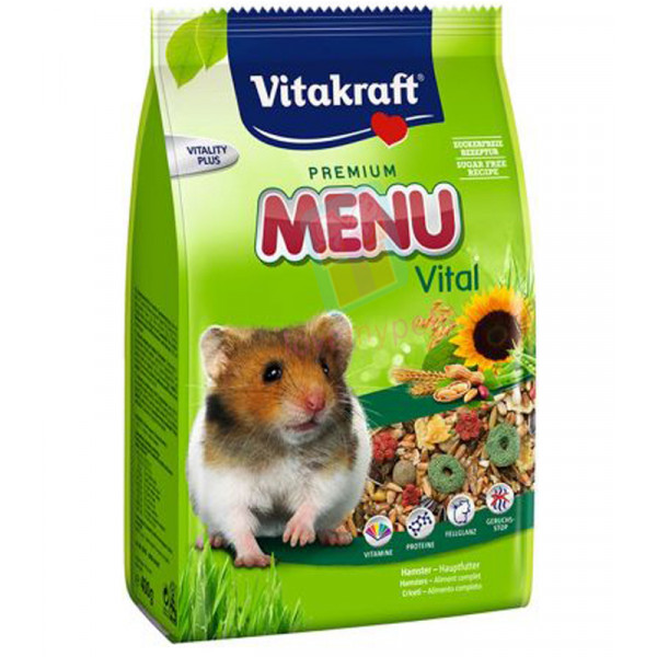 Vitakraft Menu Hamster Food 1 kilo