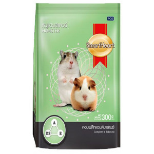 Smart Heart Hamster Food, 300 grams...