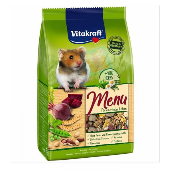 Vitakraft Menu Hamster Food 1 kilo