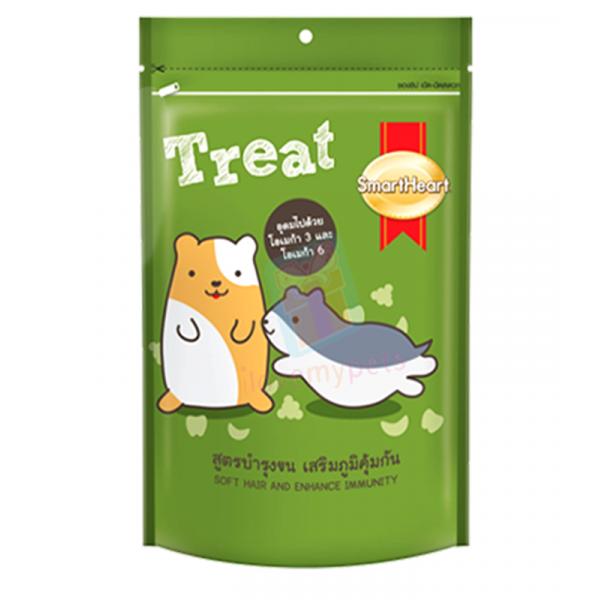 Smart Heart Hamster Treats, 100 grams