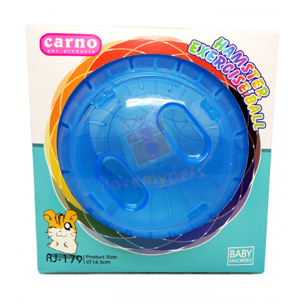 Carno Hamster Ball, 14.5 cm
