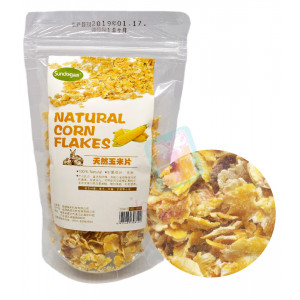 Sundog Natural Corn Flakes, 100 grams...