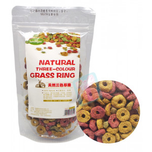 Sundog Three Color Meadow Hay Grass Ring...