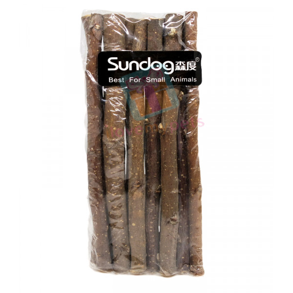 Sundog Natural Apple Sticks Bundle (12 p...