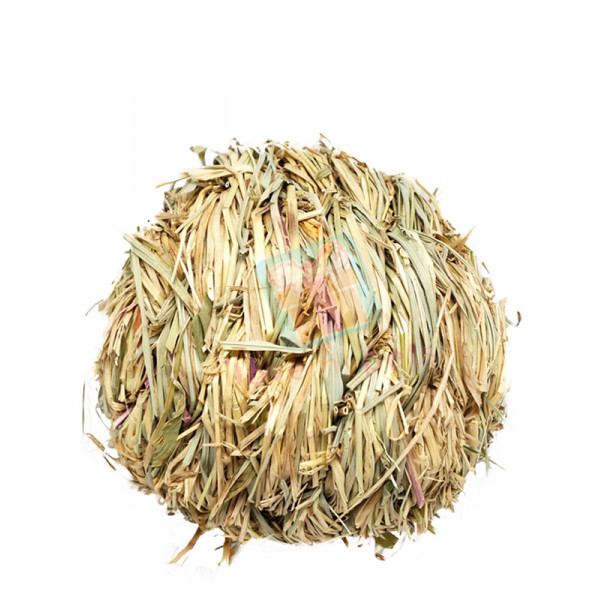 Naturetails Natural Grass Ball w/ Bell