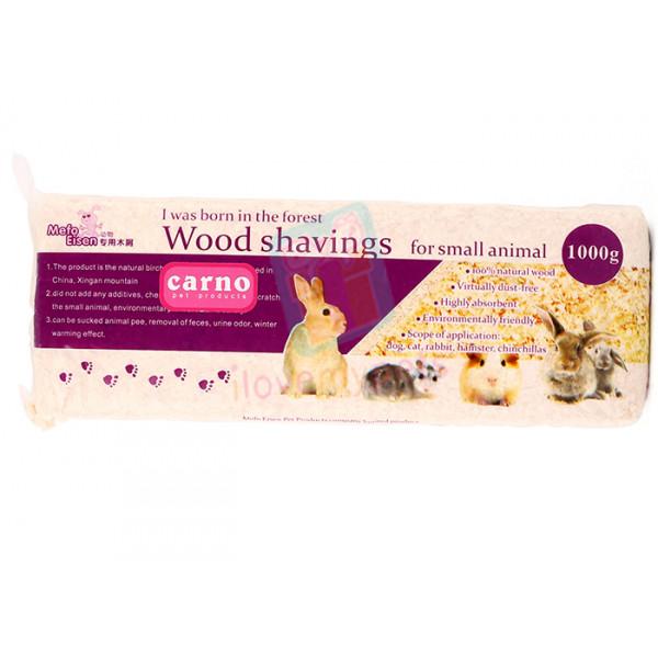Carno Wood Shavings Lavander 1kg