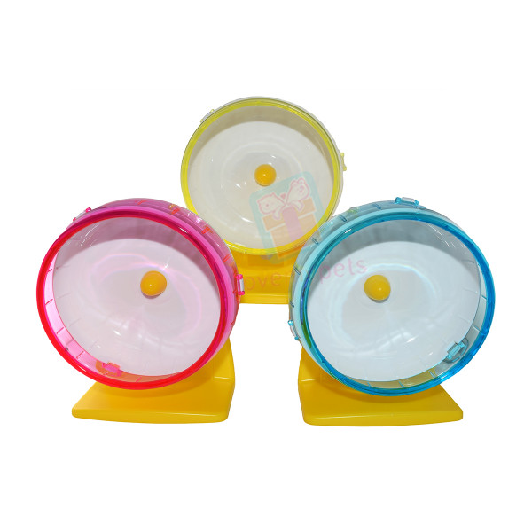 Carno hamster silent wheel w/ stand, 14c...