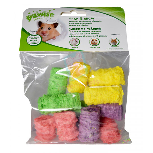 Pawise Hamster Treats, Rice Pop, Small