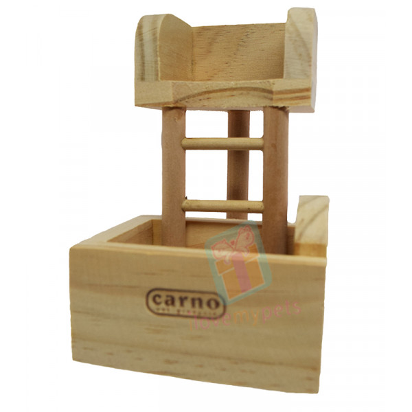 Carno Tower & Hideout for Hamster