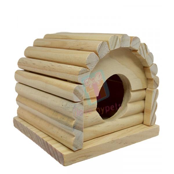 Carno Log House for Hamster