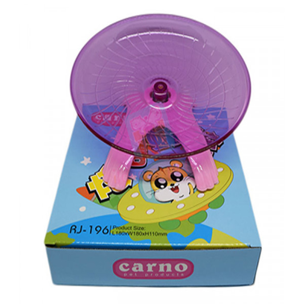 Carno Flying Saucer Exercise Wheel 7 Inc...