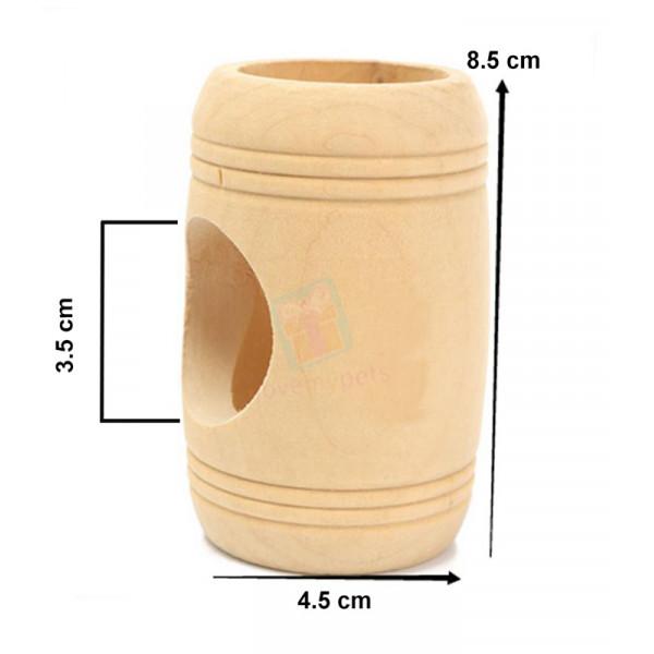 Carno Wooden Barrel