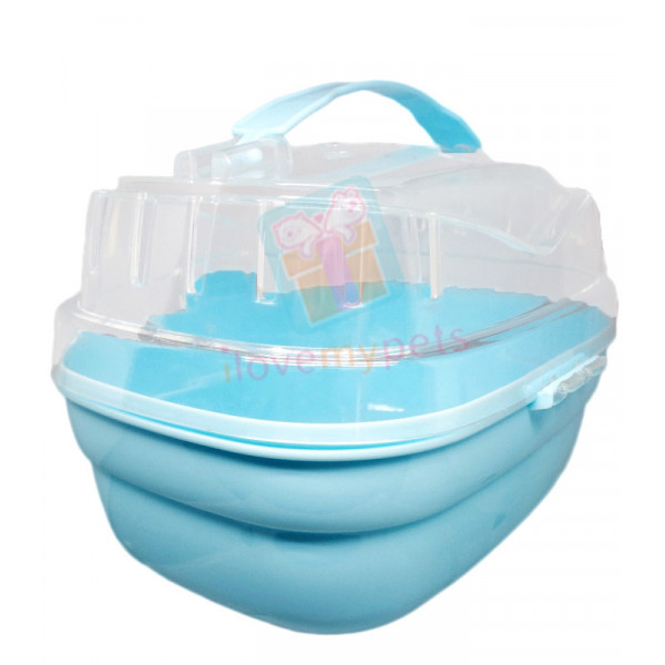 Carno Small Animal Carrier, Blue