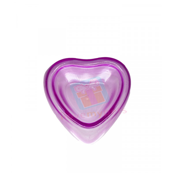 Carno Love Hamster Food Crystal Dish