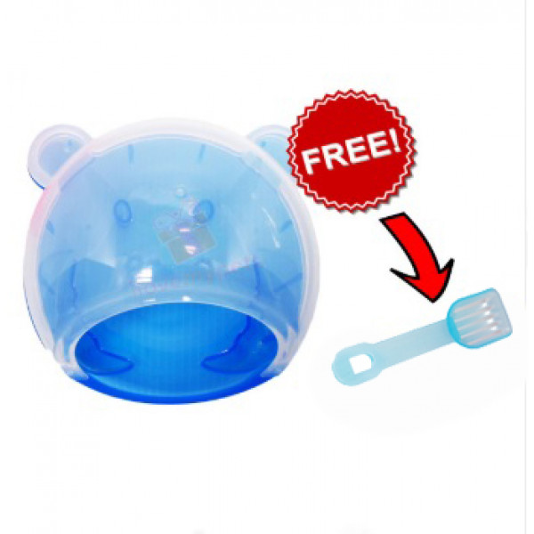 Carno Toilet Large, (Mouse Ear Design) w...