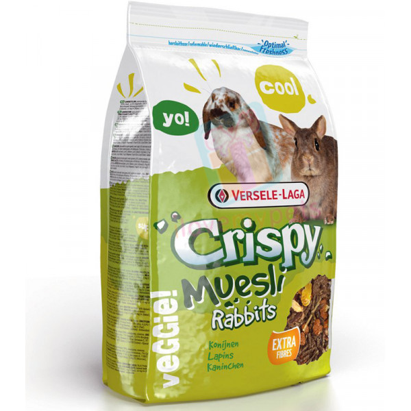Versele-laga Crispy Muesli Rabbit Food 1...