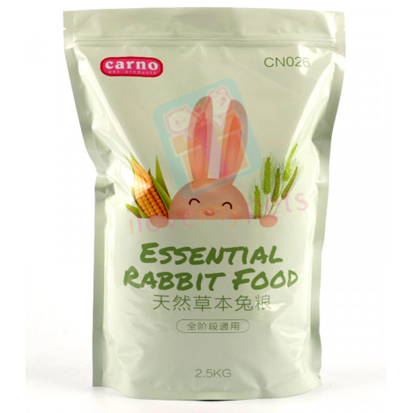 Carno Rabbit Food, 2.5 kg