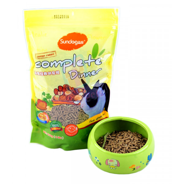 Sundog Junior Rabbit Food 900 grams
