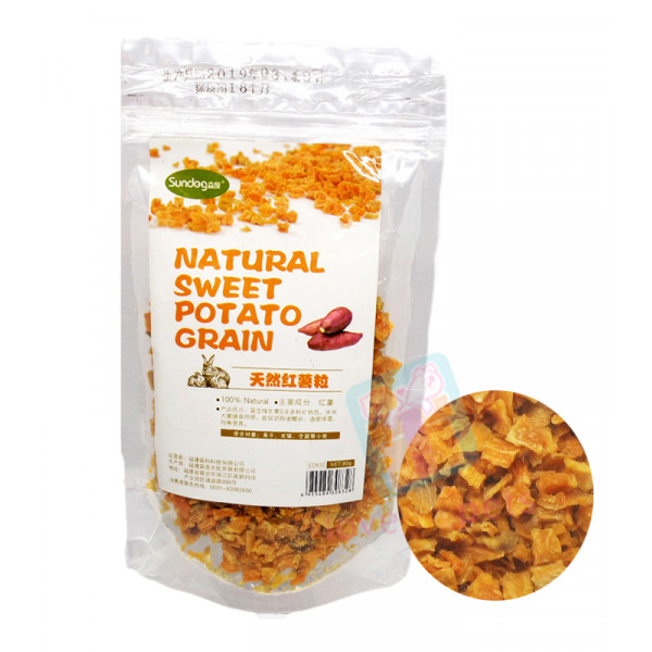 Sundog Natural Sweet Potato Grain, 80 gr...