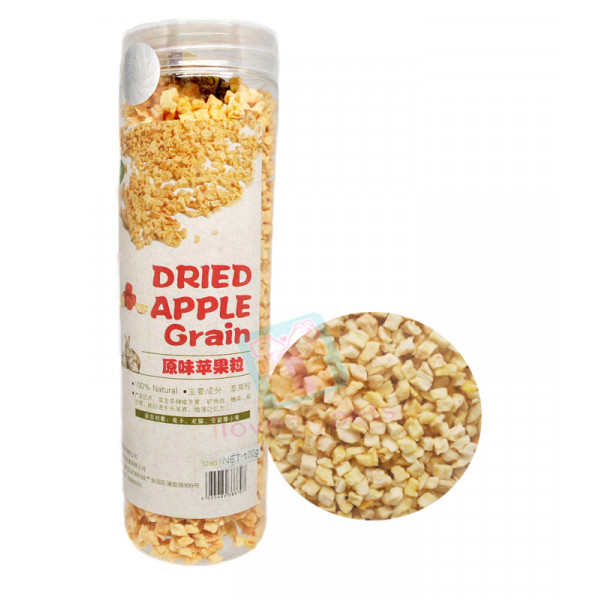 Sundog Dried Apple, 100 grams