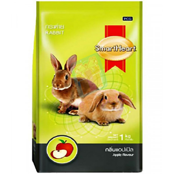 Smart Heart Rabbit Food Apple Flavour 3k...
