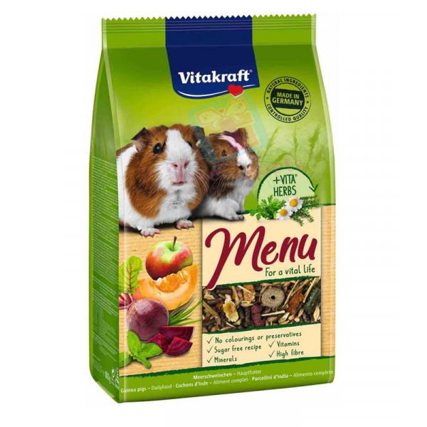 Vitakraft Menu Guinea Pig Food, 1kg