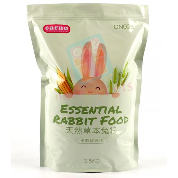Carno Rabbit Food, 2.5 kg