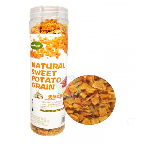 Sundog Natural Sweet Potato Grain, 140 g...