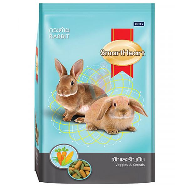 Smart Heart Rabbit Food Veggies & Cereals Flavour 3kg