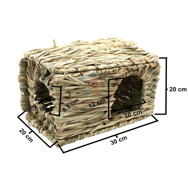 Sundog Folding Grass House (Medium)
