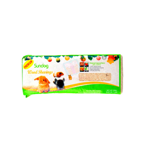 Sundog Wood Shavings Apple 500 grams