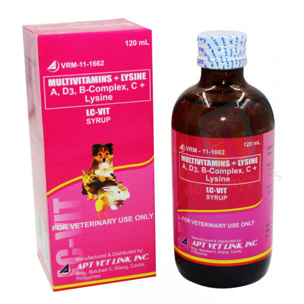 LC-Vit 120 ml
