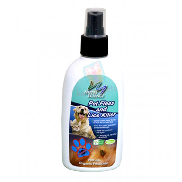 Nutriscience Pet Fleas and Lice Killer 2...