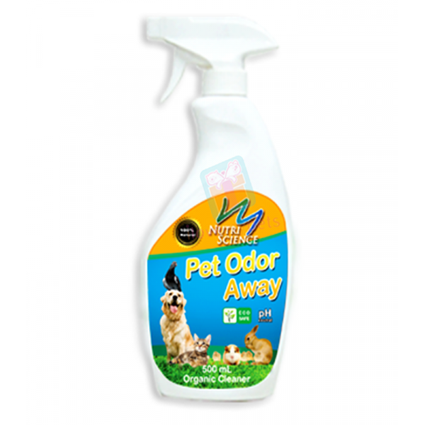 Nutriscience Pet Odor Away 500 mL