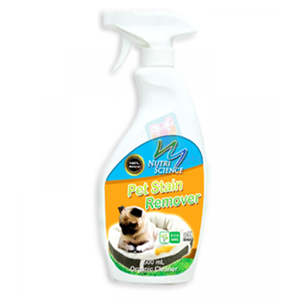 Nutriscience Pet Stain Remover 500 mL
