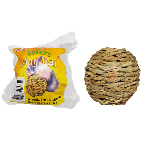 Peter's Reed Grass Ball w/out Bell