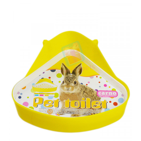 Carno rabbit toilet