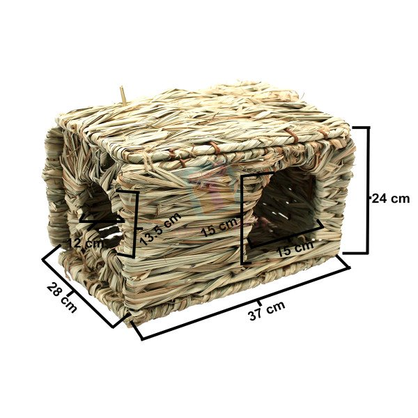 Sundog Folding Grass House (Large)