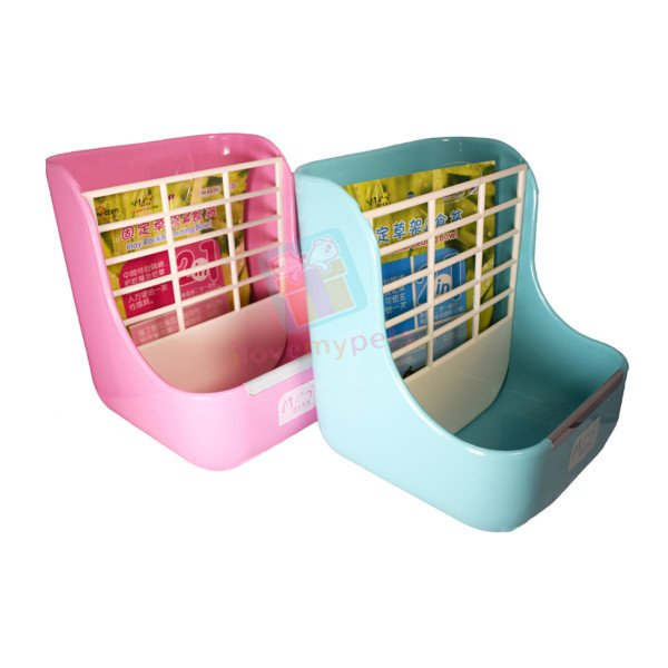 Marsa Hay Rack & Feeding Bowl