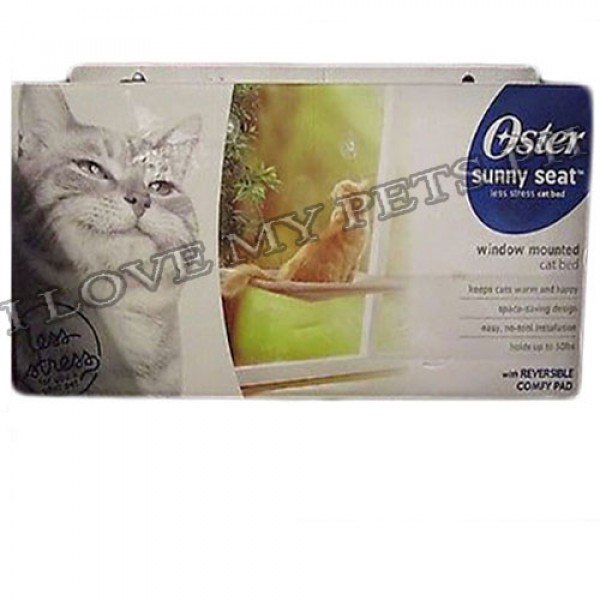 Oster sunny seat cat window bed