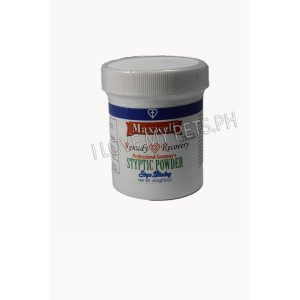 Maxwell Styptic Powder, 42.5g, Made in U...