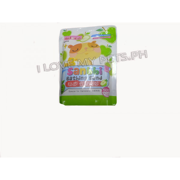 Alice Bathing Sand Apple 500g