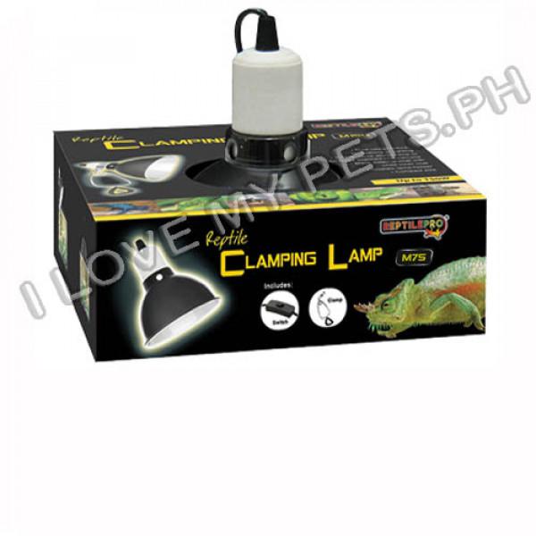 "Reptile Pro Clamping Lamp 5.5"" Alum..."