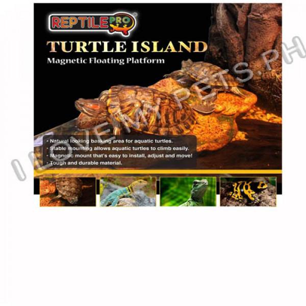 Reptile Pro Turtle Island (Magnetic Floa...