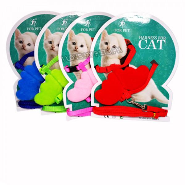 FP Angel Wings Cat/ Puppy Harness W/ Lea...