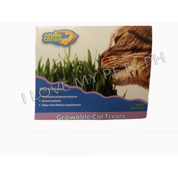 Cosmic Catnip Kitty Cat Grass Growable C...
