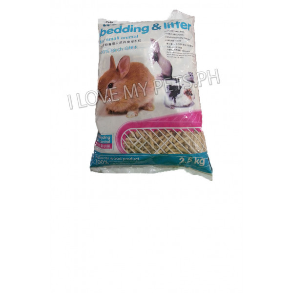 Ono Pets Wood Bedding & Litter 2.5 kg