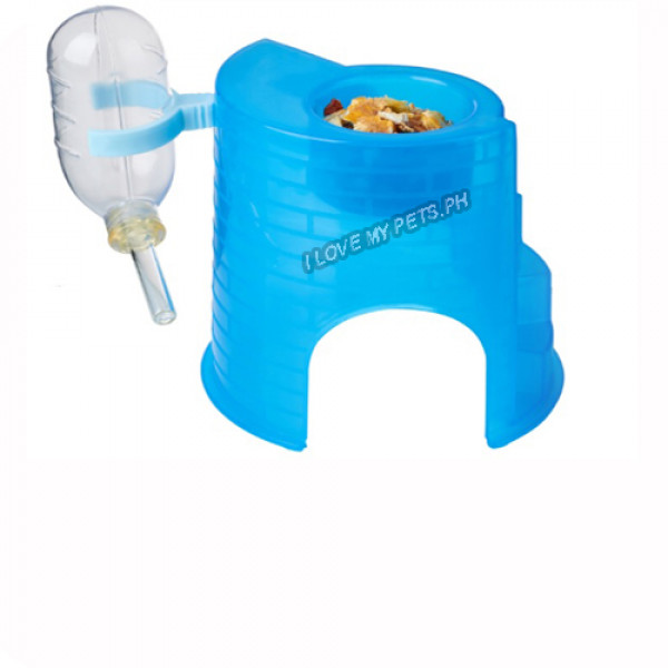 Carno Hamster Castle, Food & Water D...